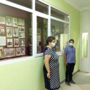 Еще две казачьих экспозиции появились в этнографическом музее села Сенгилеевского