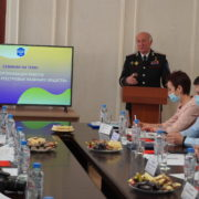 Терцы — в тройке лидеров по информационному сопровождению казачьих обществ России