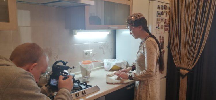 Казаки Центрального районного общества начали съемки видеороликов о красоте народов Кавказа