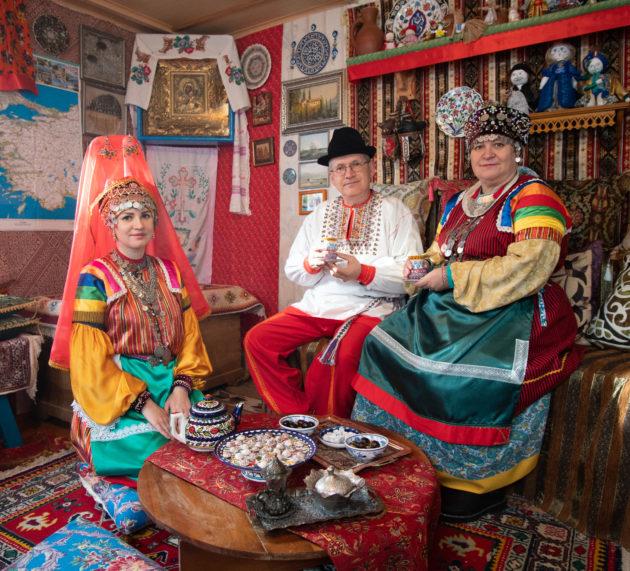 В Железноводске проходит всероссийская выставка «Дорогами казаков»