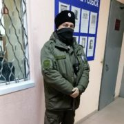 В Михайловске казак вытащил из пожара человека