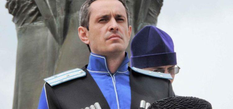 Виталий Кузнецов поздравил казаков с Днем Терского казачьего войска