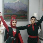 Новыми героями видеороликов о красоте народов Кавказа стали представители армянской национальности